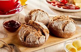 """Dietistė Ž.Dumbraitė: """"Visos maisto medžiagos vienodai svarbios, todėl nereikėtų atsisakyti ar riboti vienos jų"""""""