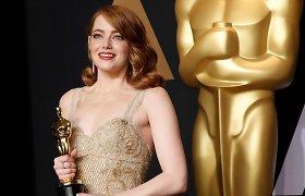 Emma Stone nukarūnavo Jennifer Lawrence: dabar ji yra daugiausiai pasaulyje uždirbanti aktorė