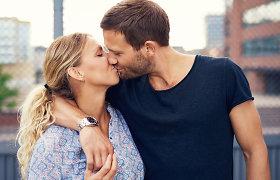 Kodėl žmonėms taip patinka bučiuotis?