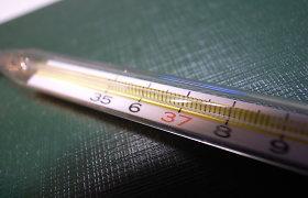 Ar žinote savo vidutinę kūno temperatūrą? Kuo tai naudinga per pandemiją ir kada reikia sunerimti