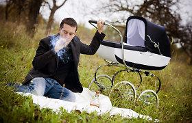 Gydytojas apie aktyvų ir pasyvų rūkymą: cigarečių dūmuose slypintys pavojai