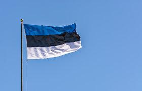 Estijoje sulaikyta du vaikus peiliu sužeidusi moteris