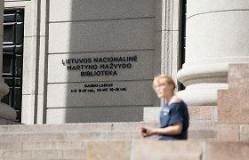 Nacionalinė biblioteka atmeta Lygių galimybių kontrolierės priekaištus