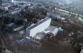 """Panevėžio savivaldybė surengė diskusiją dėl """"Garso"""" kino teatro, bet opozicija nepasirodė"""