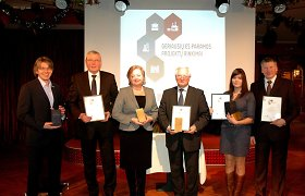 Apdovanoti geriausieji Kauno regione