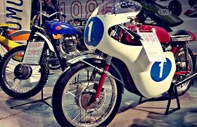 """""""Ryterna modul Mototourism rally"""" į šimtmečio kelionę pakvietė užsieniečius"""