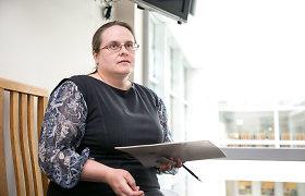 Agnės Širinskienės pyktis atlėgo: prasižengusio komiteto patarėjo teisėsaugai neskųs