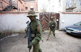 Kaune senamiestyje surengti kariniai mokymai išgąsdino vietos gyventojus