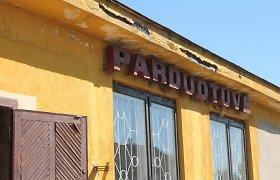 Alkoholio prekybos apribojimai smogs kaimui