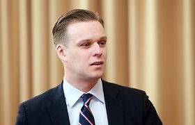 G.Landsbergis: tai partijos patvarumo ir atsparumo išbandymas