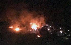 Rytų Turkijoje nukritus kariuomenės sraigtasparniui žuvo dešimt žmonių