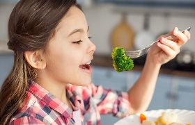 Vaikai ir daržovės gali susidraugauti: 4 receptai, kurie pravers