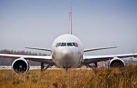 Šiaulių oro uostas dar metams tapo didžiausia regione orlaivių parkavimo aikštelė