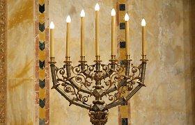 Vatikanas ir Romos žydų bendruomenė rengia menorų parodą