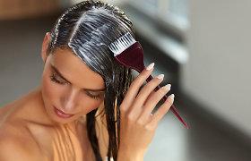 Dažome plaukus namuose. Kaip nepadaryti blogiau nei buvo?