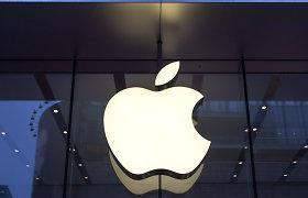 """""""Apple"""" stoja į kovą su ES dėl 13 mlrd. eurų nesumokėtų mokesčių"""
