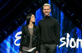 """Paskelbta, kas varžysis """"Eurovizijoje"""": Mia persigalvojo, Selas ir D.Montvydas mįslingai tyli"""