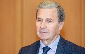 V.Sinkevičius: V.Pranckietis neturi teisės vienasmeniškai spręsti dėl LLRA-KŠS skundo