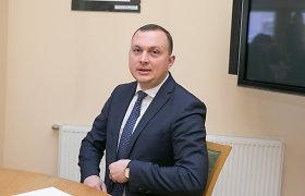 """Buvęs NMA vadovas E.Bėrontas atleistas ir iš """"Achemos grupės"""""""