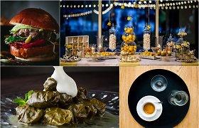 Gurmaniškoji Klaipėda: nuo autentiško kaukazietiško maisto iki užburiančių desertų