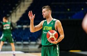 Išgelbėtojas M.Kalnietis: FIBA apžvalgininkas Lietuvos rinktinei jau kėsinosi įrašyti kuolą