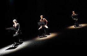 LNDT dramaturgijos skaitymai: vaikiška egzistencija ir šiuolaikinio žmogaus frustracijos