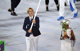 Olimpinė čempionė prabilo apie seksualinę prievartą viešbučio kambaryje