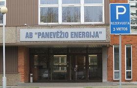 """""""Panevėžio energijai"""" skirta 9,3 tūkst. eurų bauda"""
