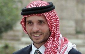 Jordanijos princas Hamzah pasižadėjo būti ištikimas karaliui