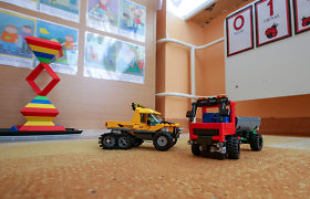 Ministerija siūlo tautinių bendrijų darželiuose mokyti lietuvių kalbos