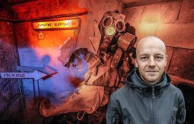 Pora vietoj buto nusipirko atominę sovietų slėptuvę Naujamiestyje: kas slypi jos viduje?
