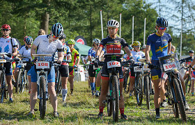 Pasaulio orientavimosi sporto kalnų dviračiais čempionate – net 4 lietuviai pirmajame dešimtuke