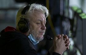 N.Kesminas sureagavo į Lietuvos futbolo karą: prisiminė E.Daktaro ir A.Pukelio konfliktą
