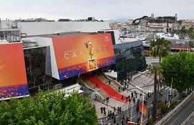 Nukeliamas Kanų kino festivalis