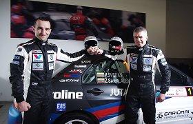 Du Vytauto Švedo iššūkiai pasibaigus Lietuvos ralio čempionatui
