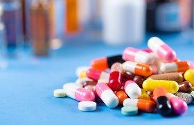 Suomija normuos paracetamolio pardavimą, kad galėtų išvengti deficito