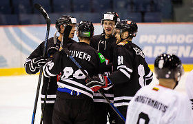 """""""Hockey Punks"""" reguliariajame sezone užsitikrino antrąją poziciją"""