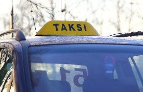 Ukmergės rajone neblaivūs vyrai sumušė taksistą