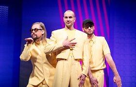 """""""The Roop"""" dekonstravo populiariausius mitus apie grupę ir prasitarė apie eurovizinį biudžetą"""