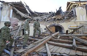 Slovėnija vėl įjungė Krško atominę elektrinę po žemės drebėjimo Kroatijoje