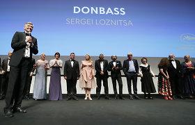 71-asis Kanų kino festivalis. Antroji diena: apie Donbasą, Kolumbiją ir Afriką