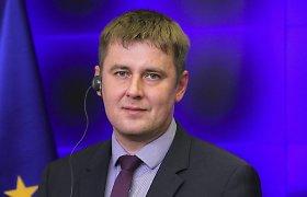 Čekijoje atleistas proeuropietiškas užsienio reikalų ministras