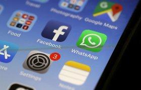 """""""Facebook"""" ir """"Apple"""" mūšis dėl privatumo – kas teisus ir ką tai reiškia vartotojams?"""