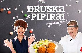 """""""Druska ir pipirai"""": gardūs ir """"ekonomiški"""" kroketai – dieviško skonio sinonimas šeimynos vakarienei"""