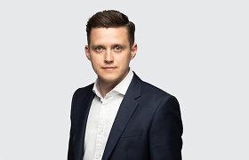 """""""Maxima Latvijai"""" vadovaus Tomas Rupšys"""