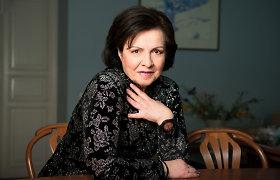 Aktorė Eglė Gabrėnaitė: apie senelius, Tytuvėnus ir naktinę kelionę su Mindaugu Karbauskiu