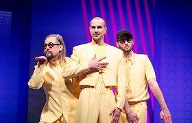 """Pirmas """"The Roop"""" blynas Roterdame neprisvilo: užtikrintas pasirodymas repeticijoje ir techninės subtilybės"""