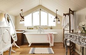 Tvarka vonioje: daiktai, kuriuos reikia keisti dažniau, nei manote
