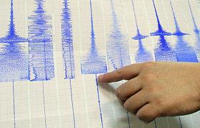Prie Filipinų pietinės pakrantės – 7 balų žemės drebėjimas