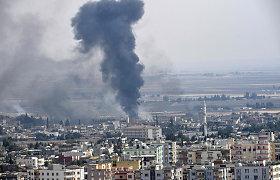 Sirijoje per Izraelio raketinius smūgius žuvo šeši kovotojai